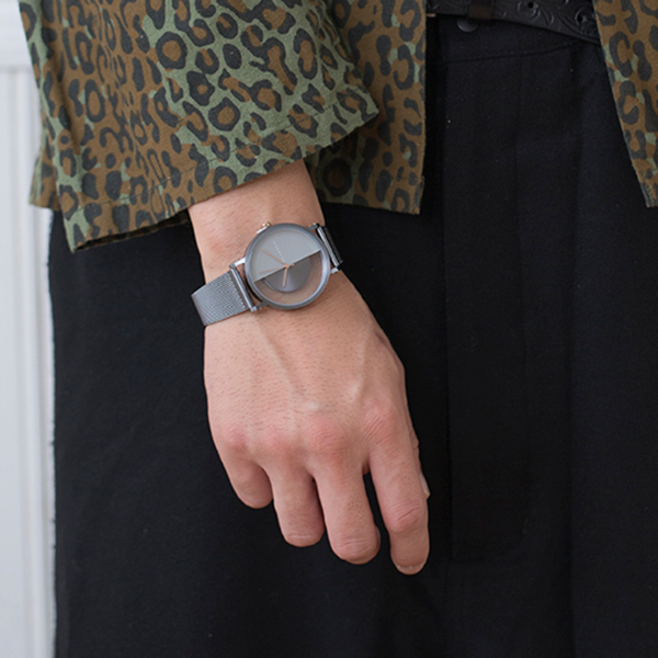 KLASSE14 クラス フォーティーン 腕時計 メンズ IMPERFECT TiCTAC別注ペア 替ベルト付 WIM19GY001M