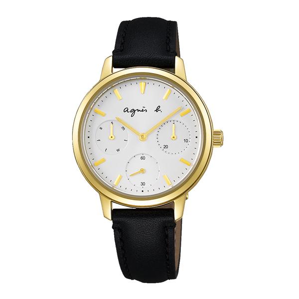 agnes b. アニエスベー SAM サム TiCTAC限定モデル 腕時計 レディース FCST708 【送料無料】