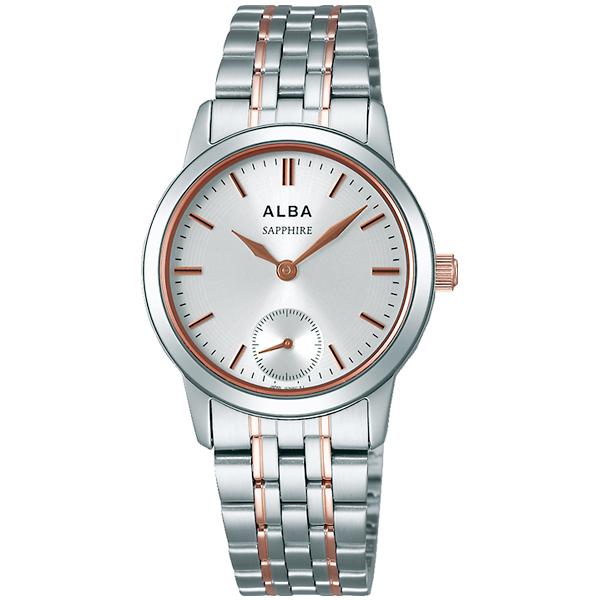ALBA アルバ 日本製 ペアモデル 【国内正規品】 腕時計 レディース AQGT001 【送料無料】
