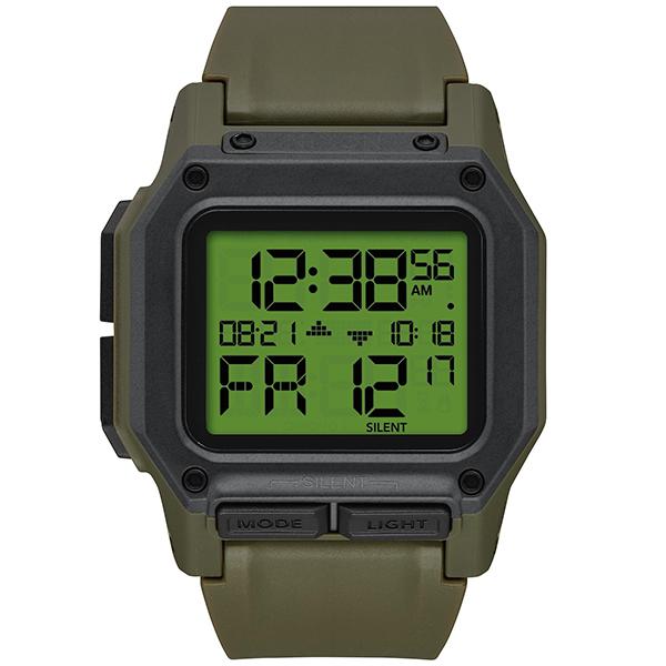 NIXON ニクソン THE REGULUS レグルス 腕時計 NA11803100 【送料無料】