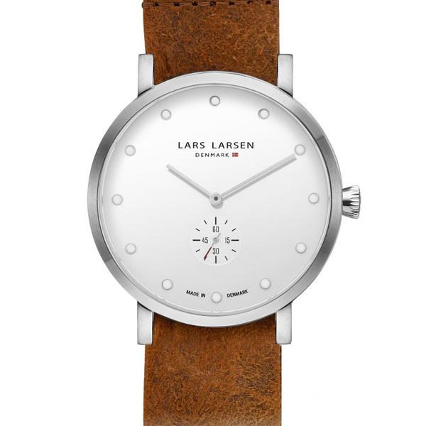 LARS LARSEN ラースラーセン LW32 【国内正規品】 腕時計  LL132SWCZ 【送料無料】