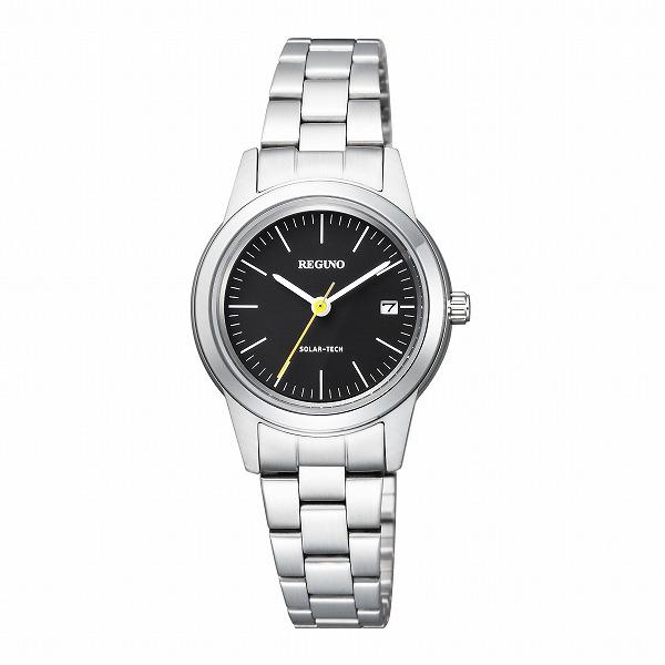 REGUNO レグノ ソーラーテック ペア 【国内正規品】 腕時計 レディース KM4-015-53 【送料無料】