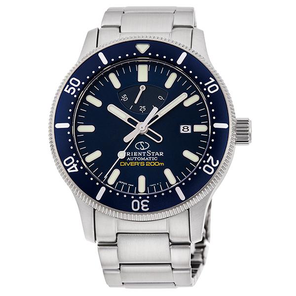 オリエントスター ORIENT STAR 腕時計 メンズ  機械式自動巻  スポーツコレクション ダイバー RK-AU0302L