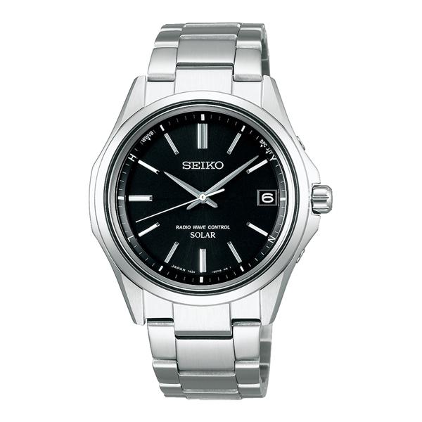 SEIKO SELECTION セイコーセレクション 電波ソーラー 【国内正規品】 腕時計 メンズ SBTM241 【送料無料】