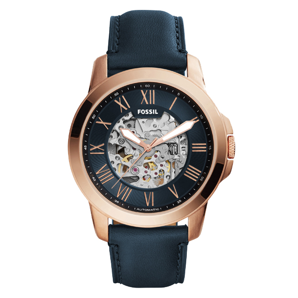 FOSSIL フォッシル GRANT グラント 自動巻き 腕時計 【国内正規品】 メンズ ME3102 【送料無料】