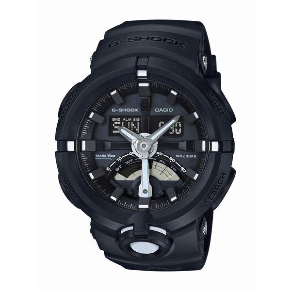 G-SHOCK ジーショック CASIO カシオ GA-500 【国内正規品】 腕時計 メンズ GA-500-1AJF 【送料無料】