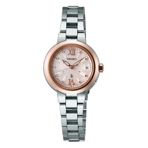 LUKIA ルキア SEIKO セイコー 電波ソーラー 【国内正規品】 腕時計 レディース SSVW068 【送料無料】