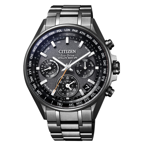 CITIZEN シチズン ATTESA アテッサ エコドライブGPS衛星電波 ダブルダイレクトフライト 腕時計 CC4004-58E 【送料無料】