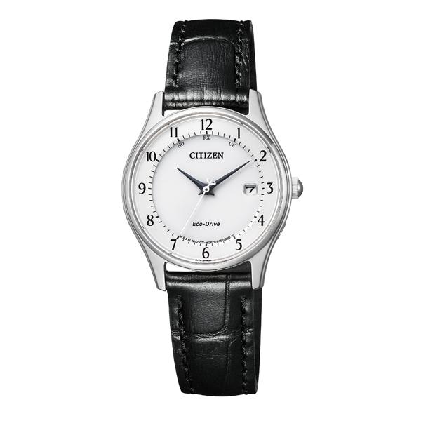 CITIZEN COLLECTION シチズンコレクション エコドライブ電波 薄型シリーズ 腕時計 レディース ES0000-10A 【送料無料】