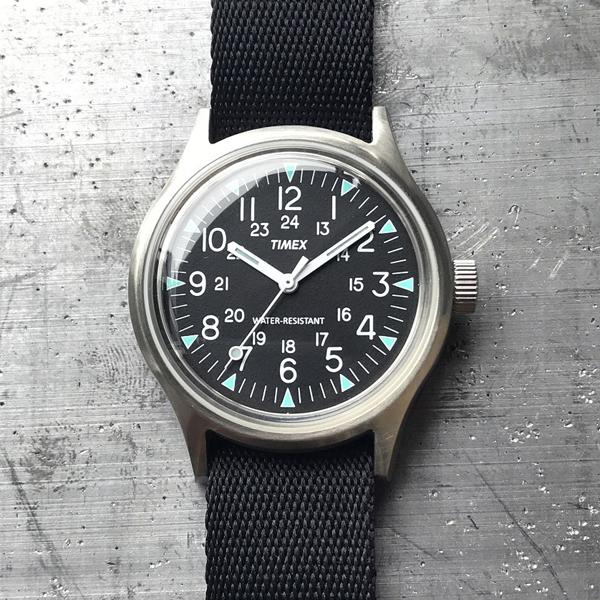 TIMEX タイメックス SS Camper キャンパー 日本限定 【国内正規品】 腕時計 TW2R58300 【送料無料】