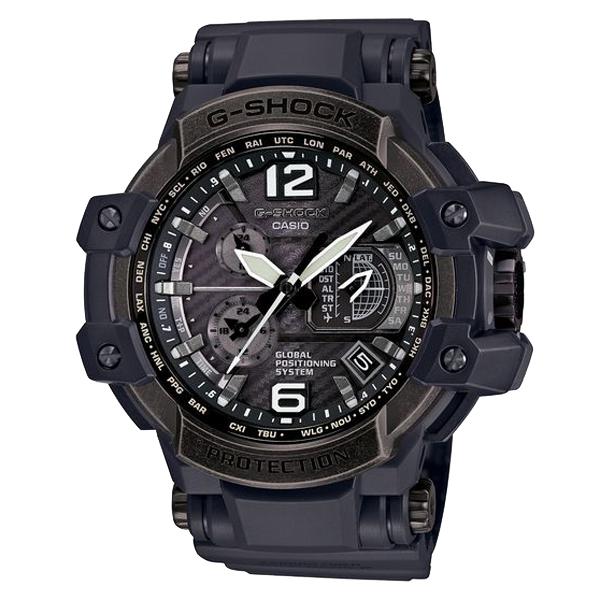 G-SHOCK ジーショック GPSハイブリッド電波ソーラー 【国内正規品】 腕時計 GPW-1000V-1AJF 【送料無料】