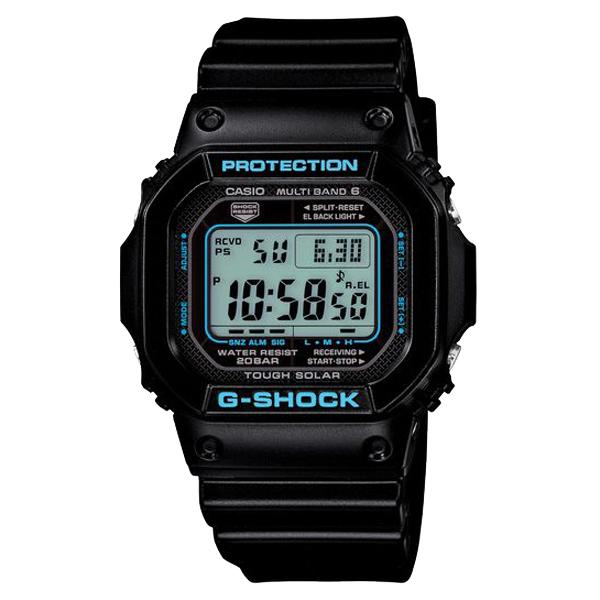 G-SHOCK ジーショック CASIO カシオ 電波ソーラー 【国内正規品】 腕時計 GW-M5610BA-1JF 【送料無料】