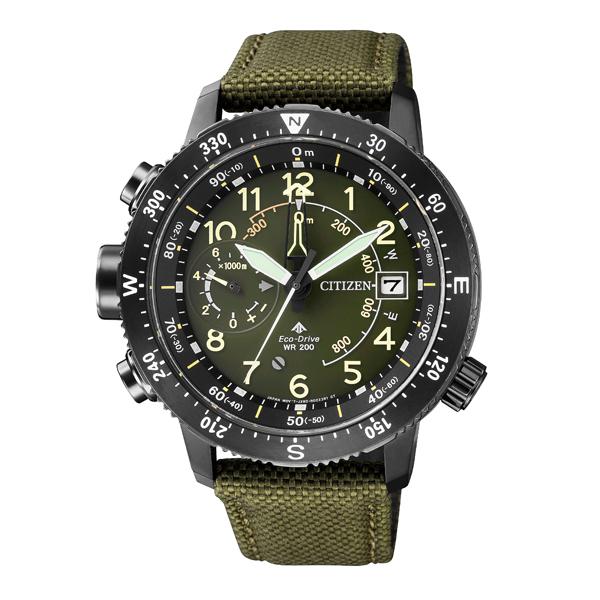 CITIZEN シチズン PROMASTER プロマスター ランド アルティクロン 【国内正規品】 腕時計 BN4046-10X 【送料無料】