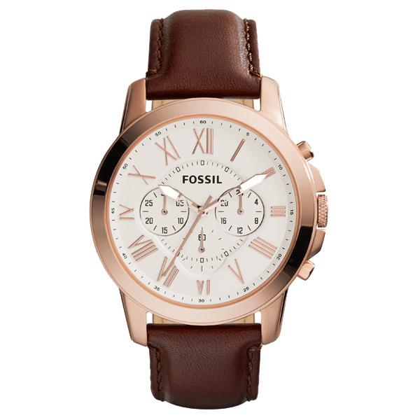 FOSSIL フォッシル GRANT グラント 腕時計 【国内正規品】 メンズ FS4991 【送料無料】
