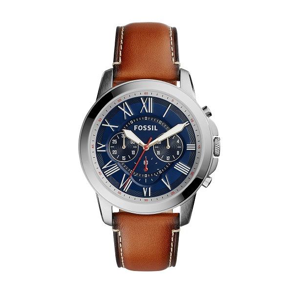 FOSSIL フォッシル GRANT グラント 【国内正規品】 腕時計 メンズ FS5210 【送料無料】