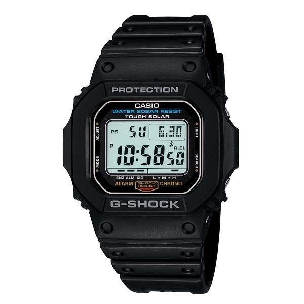 G-SHOCK ジーショック 腕時計 5600 【国内正規品】 G-5600E-1JF 【送料無料】