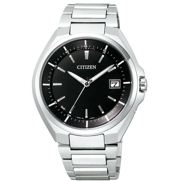 CITIZEN シチズン ATTESA アテッサ エコドライブ電波時計 チタン 国内正規品 腕時計 CB3010-57E 【送料無料】