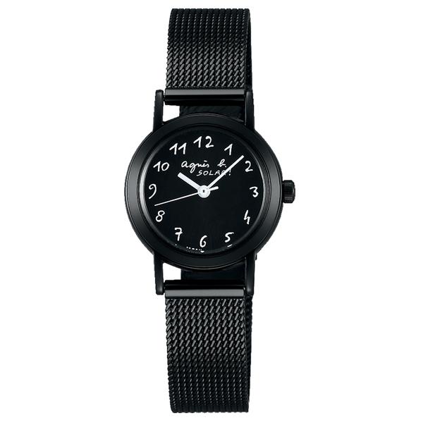 agnes b. アニエスベー Marcello マルチェロ メッシュ ソーラー 国内正規品 腕時計 レディース FBSD943 【送料無料】