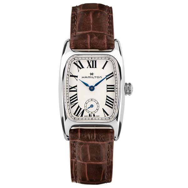 HAMILTON ハミルトン アメリカン クラシック BOULTON SMALL SECOND ボルトン クオーツ 腕時計 レディース H13321511