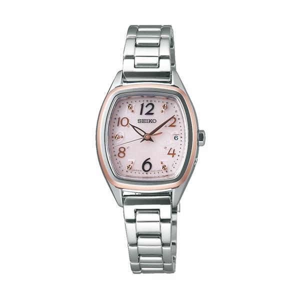 SEIKO SELECTION セイコーセレクション トノー 電波ソーラー 【国内正規品】 腕時計 SWFH084 【送料無料】