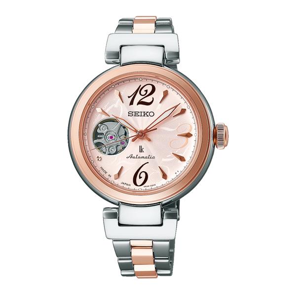 LUKIA ルキア SEIKO セイコー 自動巻き 腕時計 SSVM046 【送料無料】
