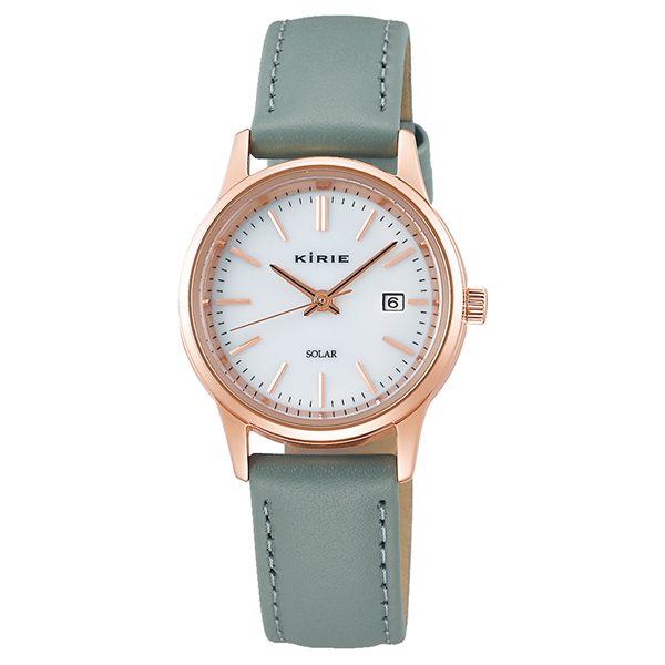 KiRIE キリエ SEIKO セイコー TiCTAC オリジナル ペア ソーラー腕時計 レディス AAMD701