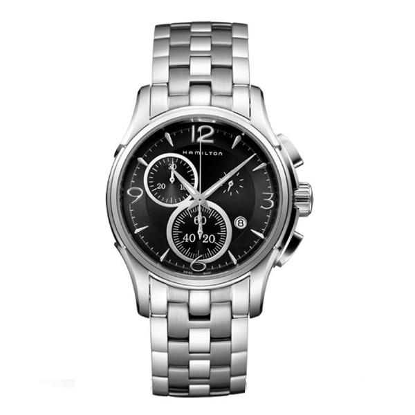 HAMILTON ハミルトン JAZZ MASTER ジャズマスタークロノクォーツ 国内正規品 腕時計 メンズ H32612135 【送料無料】