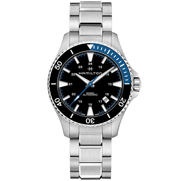 HAMILTON ハミルトン Khaki Navy カーキ ネイビー SCUBA AUTO 自動巻 腕時計 メンズ H82315131