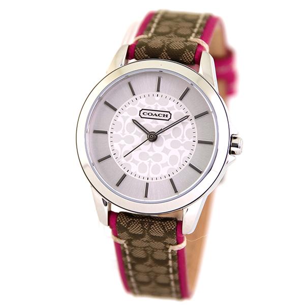 【期間限定】COACH コーチレディス 腕時計 レディス CLASSIC SIGNATURE クラシック シグネチャー 時計 14501543