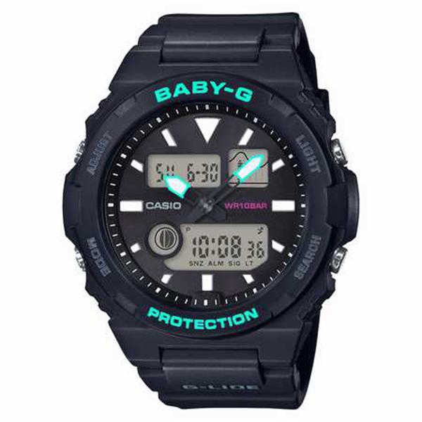 BABY-G ベイビージー CASIO カシオ 90sサーフカルチャー 腕時計 レディース BAX-100-1AJF 【送料無料】