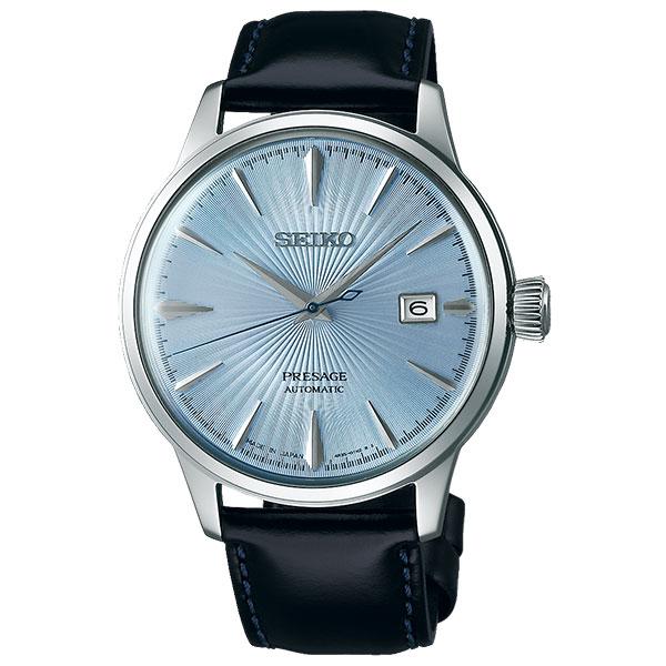 SEIKO PRESAGE プレザージュ 自動巻 腕時計 メンズ  カクテルタイム スカイダイビング SARY125
