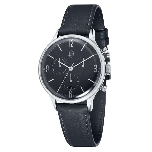 DUFA ドゥッファ Van Der Rohe Chrono ドイツ製 腕時計 DF-9002-01 【送料無料】