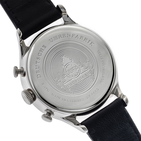 DUFA duffa Van Der Rohe Chrono德国制造手表DF-9002-01