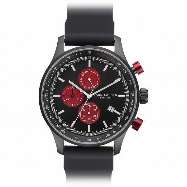 LARS LARSEN ラースラーセン LW33 【国内正規品】 腕時計 LL133CBBS 【送料無料】