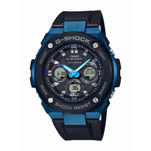 G-SHOCK ジーショック CASIO カシオ G-STEEL 【国内正規品】 腕時計 メンズ GST-W300G-1A2JF 【送料無料】
