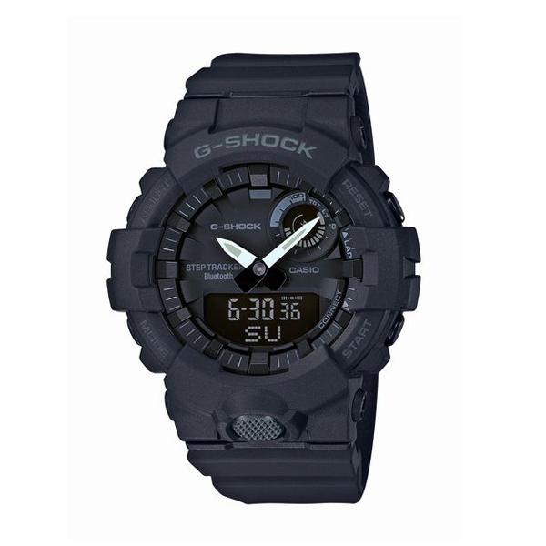 G-SHOCK ジーショック G-SQUAD ジースクワッド 【国内正規品】 腕時計 メンズ GBA-800-1AJF 【送料無料】