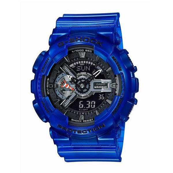 G-SHOCK ジーショック CASIO カシオ CORAL REEF COLOR カラーリーフカラー 【国内正規品】 腕時計 メンズ GA-110CR-2AJF 【送料無料】