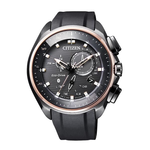 CITIZEN シチズン エコ・ドライブ Bluetooth スマートウォッチ 【国内正規品】 腕時計 メンズ BZ1024-05E 【送料無料】