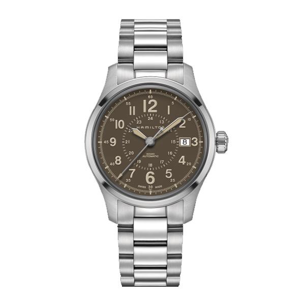 HAMILTON ハミルトン Khaki Field カーキ フィールド 【国内正規品】 腕時計 H70305193 【送料無料】