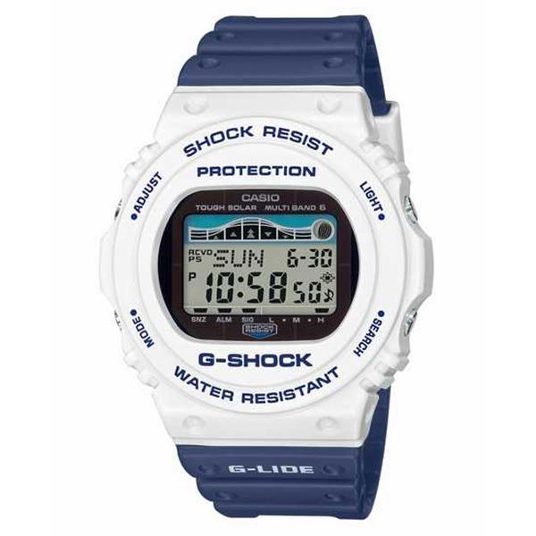 G-SHOCK ジーショック CASIO カシオ G-LIDE 腕時計 GWX-5700SS-7JF