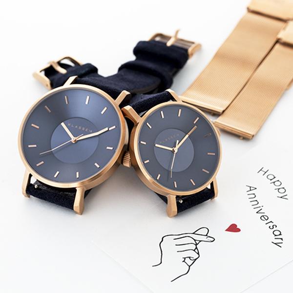 KLASSE14 クラス フォーティーン TiCTAC別注ペア 腕時計 メンズ VO17RG011M 【送料無料】