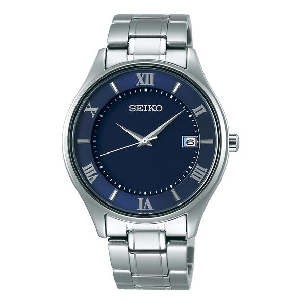 SEIKO SELECTION セイコーセレクション ソーラー ペア 腕時計 メンズ SBPX115 【送料無料】
