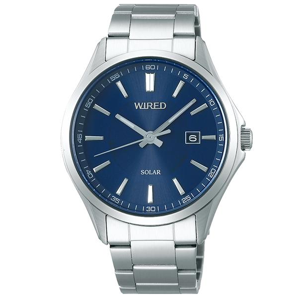 セイコー ワイアード SEIKO WIRED 腕時計 メンズ ソーラー ニュースタンダード AGAD404