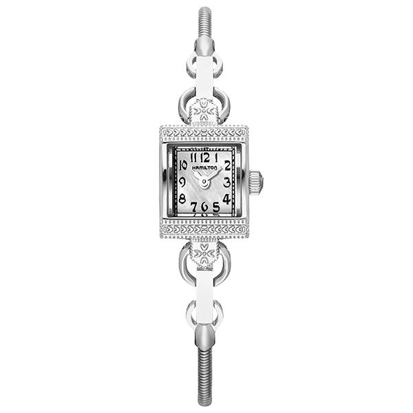HAMILTON ハミルトン アメリカン クラシック LADY HAMILTON VINTAGE QUARTZ クォーツ 腕時計 レディース H31271113