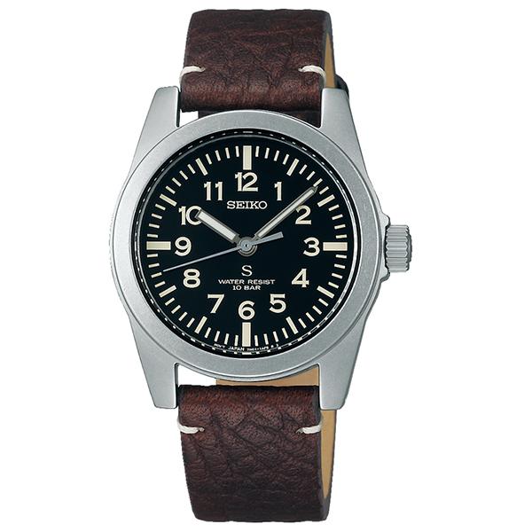 SEIKO セイコー SUSデザイン復刻モデル nano universe Special Edition 腕時計 メンズ  SCXP171