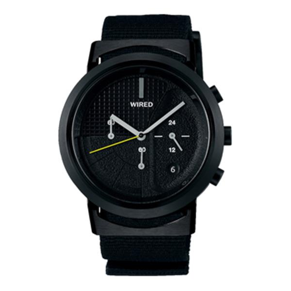 セイコーワイアード SEIKO WIRED WWツーダブ  腕時計 メンズ クロノグラフ  TYPE 03 AGAT433