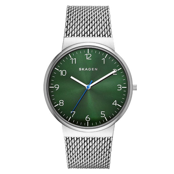 SKAGEN sukagen ANCHER末棒运动员手表人SKW6184 P11Sep16