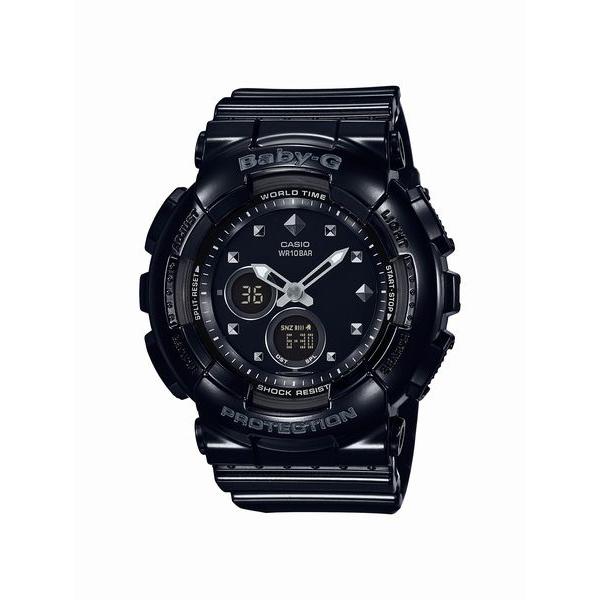 BABY-G ベイビージー CASIO カシオ アナデジ 【国内正規品】 腕時計 レディース BA-125-1AJF 【送料無料】