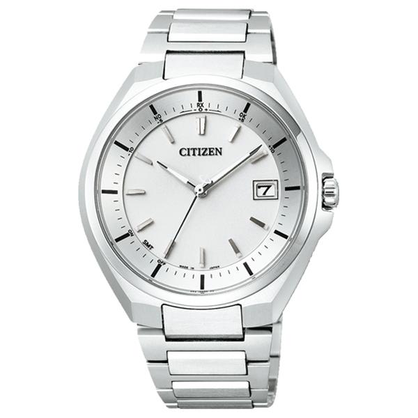CITIZEN シチズン ATTESA アテッサ エコドライブ電波時計 チタン 国内正規品 腕時計 CB3010-57A 【送料無料】
