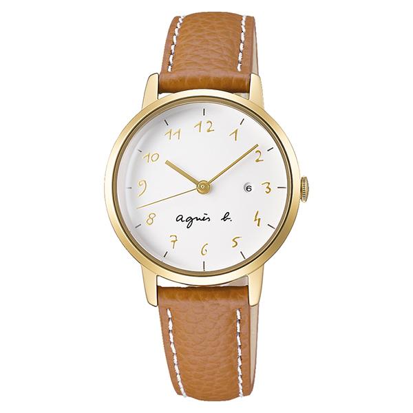 agnes b. アニエスベー Marcello マルチェロ 腕時計 レディース FCSK933 【送料無料】